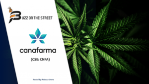 Canafarma announces plans for hemp oil infused, center-filled chewing gum