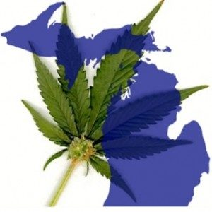 Michigan: Cannabis Industry Association Capitol Protests
