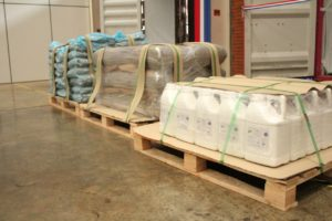 Paraguayan company exports South America's first shipment of hemp foods to US
