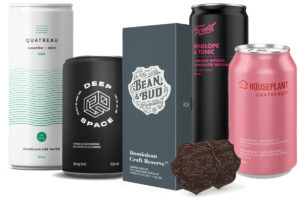 Cutting booze for Sober October? Here are 9 cannabis drinks alternatives