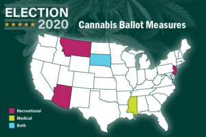 2020 election results signal growing public approval of cannabis