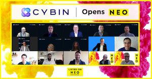 Press Release: Cybin Lists On The NEO Exchange