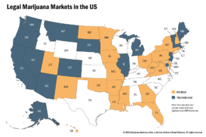 US marijuana reform leaders lower post-election expectations, including legalization hopes