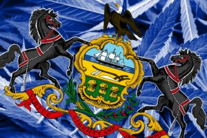 Lt. Gov. Flies Weed Flag From Pennsylvania Capitol In Violation Of State Law