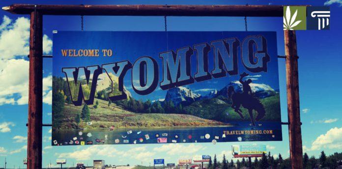 Wyoming Wants Marijuana Legalization