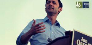 Georgia Senate Candidate Promotes Marijuana Legalization Plan to Young Voters on Tiktok