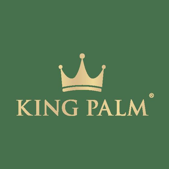 King Palm Logo