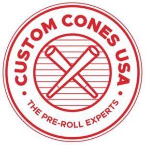 custom marijuana cones