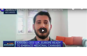 February 16 2021: Kanabo's CEO on the UK's medicinal cannabis market opportunity