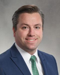 Midwest Hemp Council president Justin Swanson