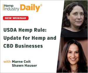 New USDA hemp rules: Find out what you need to know to succeed