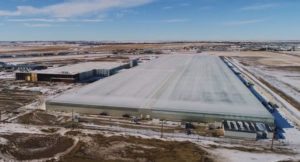Aurora Cannabis puts mammoth 1.7 million-square-foot greenhouse on the sales block