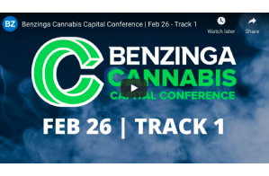 Benzinga Cannabis Capital Conference | Feb 26