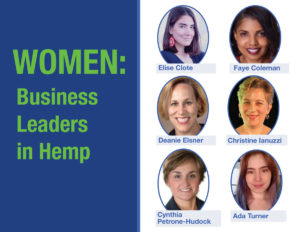 Celebrating Women in Hemp – Business Leaders Edition