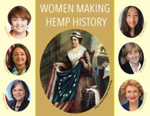 Celebrating Women in Hemp – Government Edition