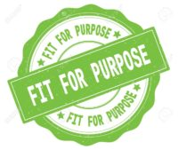 Navigating Compliance: Practical Application of Fit-For-Purpose