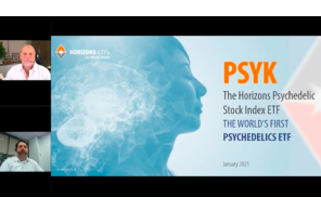 Webinar: Horizons Psychedelic Stock Index ETF (PSYK) – The World's First Psychedelics ETF