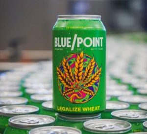 Legalize Wheat Ale: The Dankly Delicious Blue Point Brewing Drink Released on 4/20