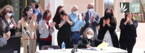 New Mexico Gov Signs Marijuana Legalization Bill Into Law