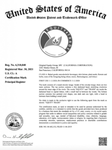 """Press Release: Law Offices of Omar Figueroa Successfully Assists In Registering """"Equity Trade"""" Certification Mark"""