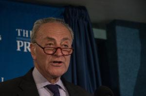 Senate Majority Leader Chuck Schumer Pushing To Advance Federal Legalization of Cannabis