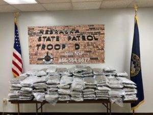 Indiana Man Faces Felonies After 146 Pounds of Marijuana and Mephamphetamine Found in Car