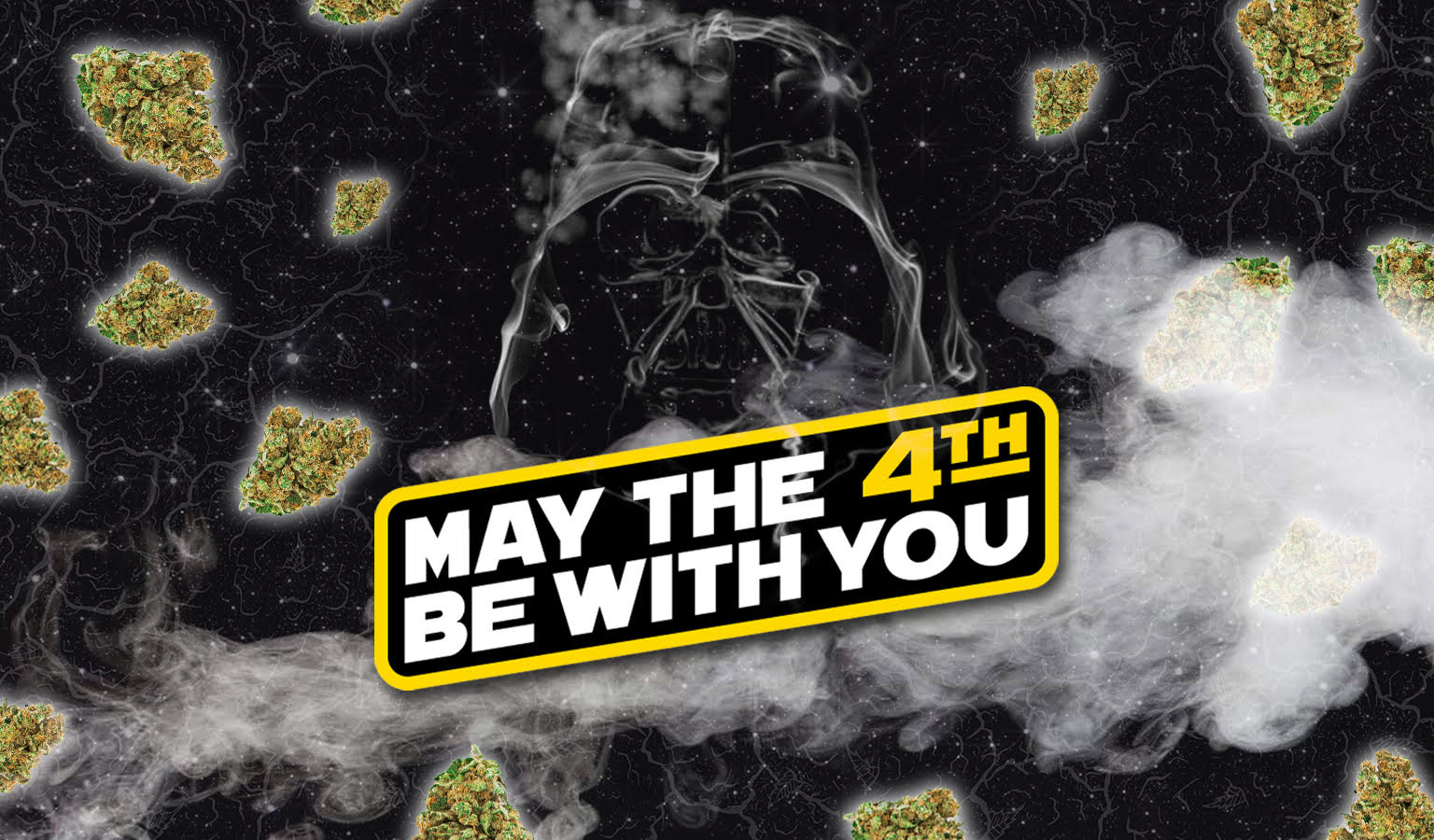 May the 4th Be with You: Take a Trip to Space at These Dank Pot Shops