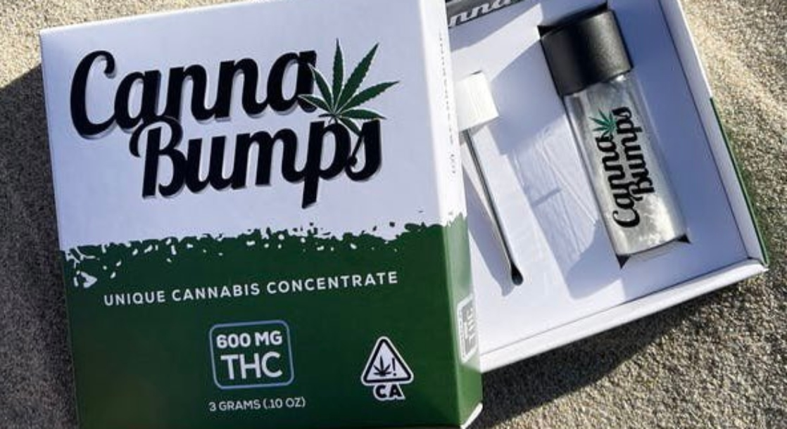 Snorting Weed: New Canna Bumps Product Receives Major Backlash From Cannabis Industry