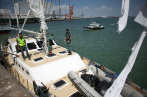 Spanish hashish smuggling ring led by British ex-marine