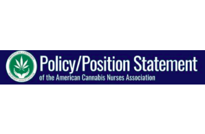 Workplace Drug-Testing of Nurses for Cannabis Position Statement Released by National Nursing Association