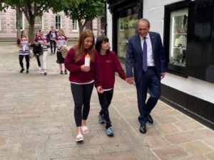 British Family Walks 1,000 Miles to Raise Awareness for Medical Cannabis
