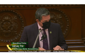 """California: State Legislature Hears Further Testimony On Ryan's Bill To """"Provide Relief to the Terminally Ill through Medical Cannabis Use in Hospitals"""""""