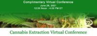 Mark Your Calendars: The Cannabis Extraction VirtualConference