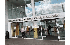 Northern Ireland: Toddler left fighting for life after 'eating cannabis' as five arrested