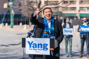 Psychedelic Therapies for Veterans Proposed By Hopeful New York City Mayoral Candidate Andrew Yang