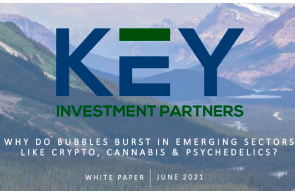 Report: Why Do Bubbles Burst In Emerging Sectors Like Crypto, Cannabis & Psychedelics