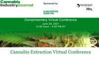 2021 Cannabis Extraction VirtualConference