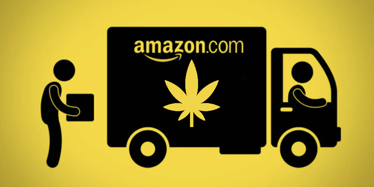 Amazon Is Officially a Registered Cannabis Lobbyist