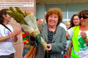 Green Light Cannabis Party Launches In Spain