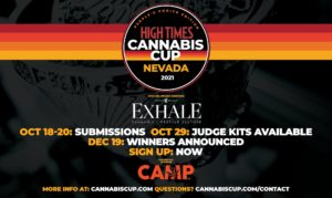 High Times Cannabis Cup Nevada: People's Choice Edition 2021 is Ready to Take Over