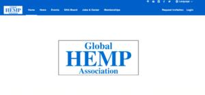 Global Hemp Association Updates Community Platform