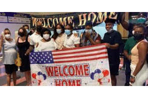 US Navy Veteran Deported To Jamaica Returns To US After A Decade