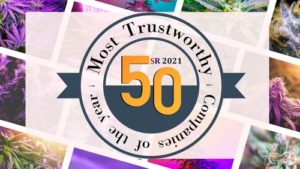 Green Leaf Lab makes the 50 Most Trustworthy Companies of the Year 2021 List 11