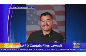 LAFD captain sues over vape shop blast injuries