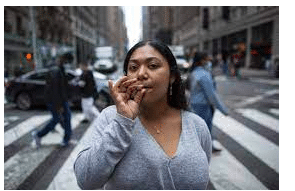 NY: Allowing Public Smoking Of Cannabis In NY Sees Steep Decline In Arrest Figures