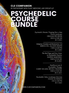 Psychedelic CLE – Who Would Have Thought It … But it's here
