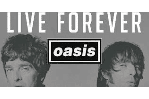"""Angermeyer Goes All Oasis """"Live Forever"""" On Us!"""
