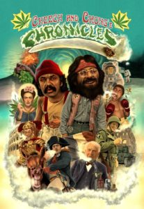 Cheech and Chong on New Comic Book Chronicles: A Brief History of Weed with Z2 Comics