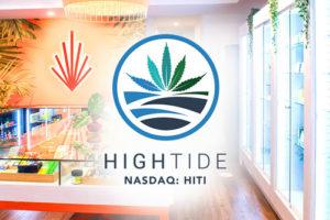 High Tide Expands Canna Cabana Store Footprint in Saskatchewan and Ontario