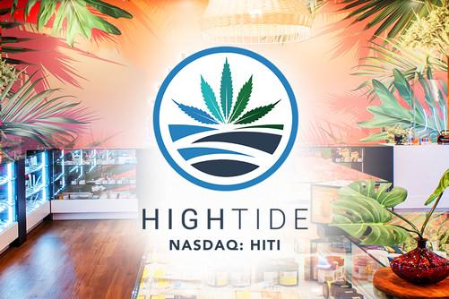 High Tide Inc. October 12, 2021 (CNW Group/High Tide Inc.)